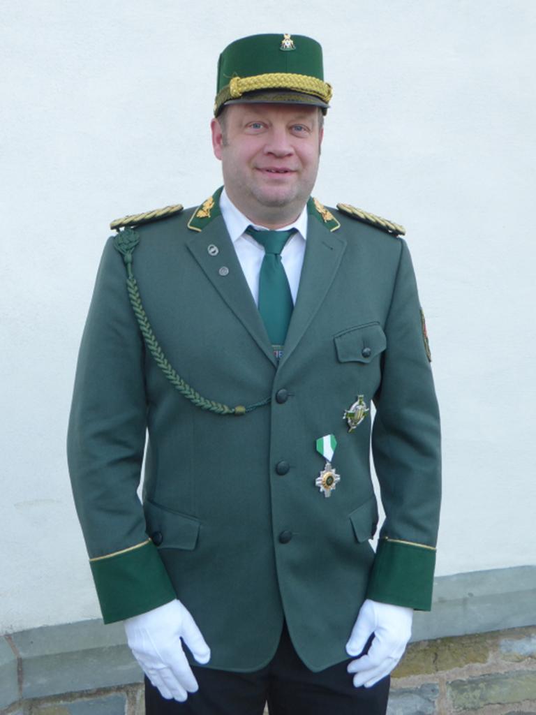Brudermeister Holger Kröger