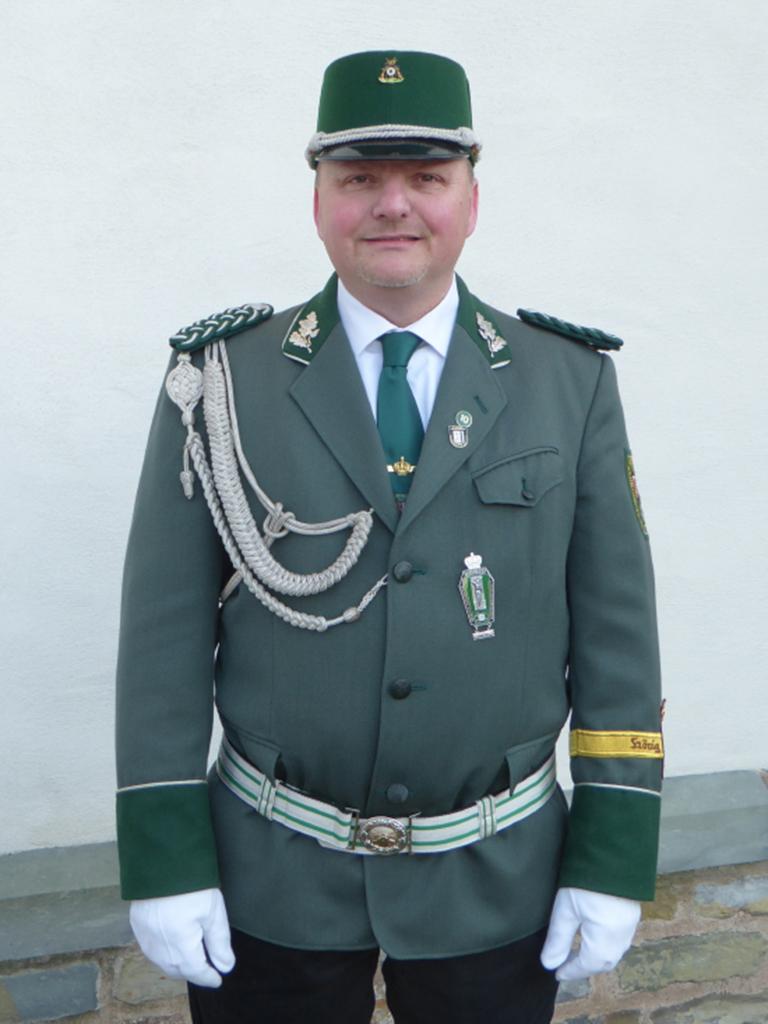 Geschäftsführer Ingo Stump