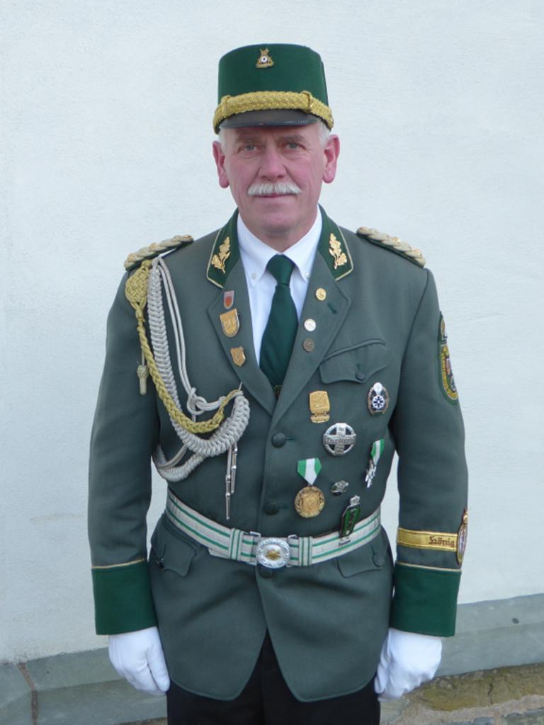 Oberst Jürgen Neitemeier