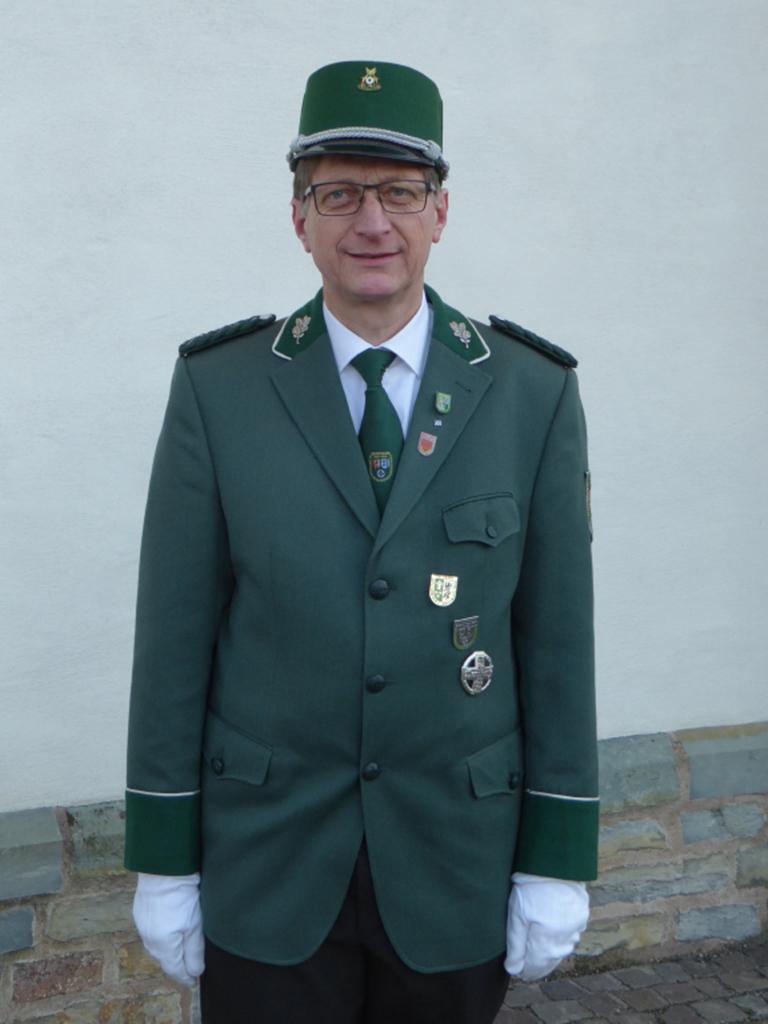 Schriftführer Dirk Vogt