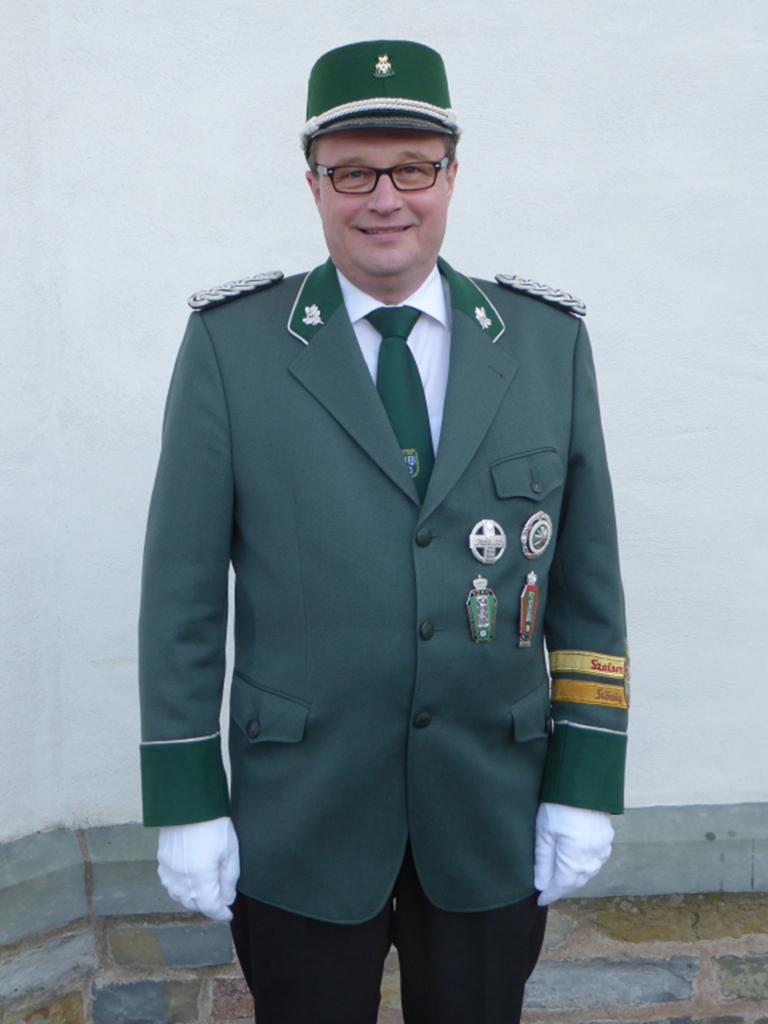 stellv. Brudermeister Matthias Nienkemper