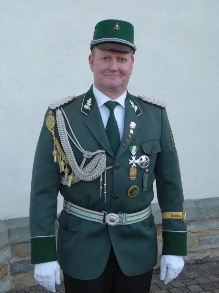 stellv. Oberst Markus Hölscher